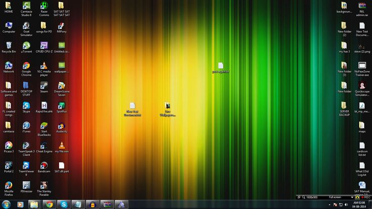 how to get animated desktop backgrounds
