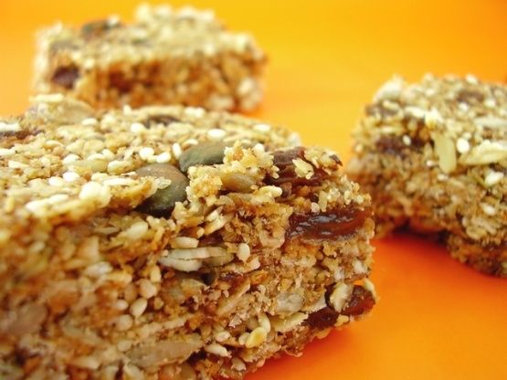 Seedy Muesli Bar Slice Recipe - Australian.Food.com
