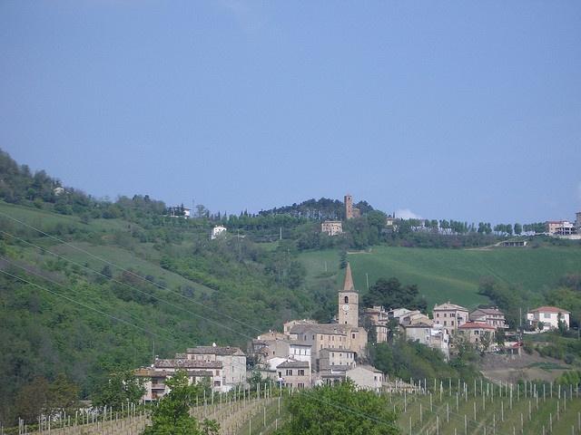 Patrignone, Le Marche by sagraitalia, via Flickr