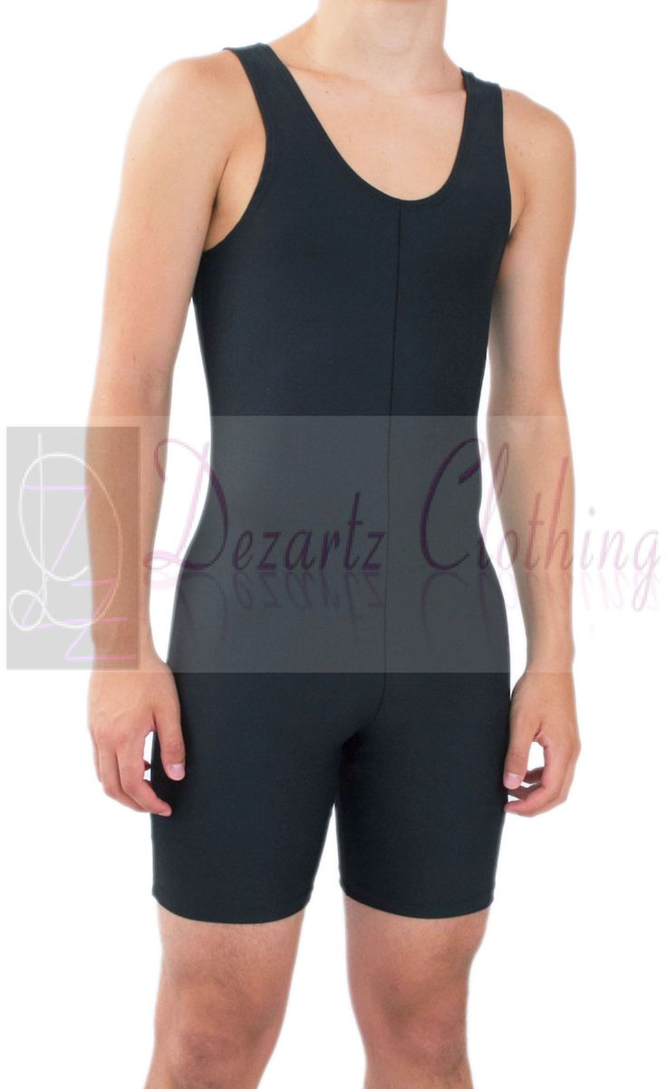 Shorts - Unitard - Ballet Overalls - Male - Adult - BH 1