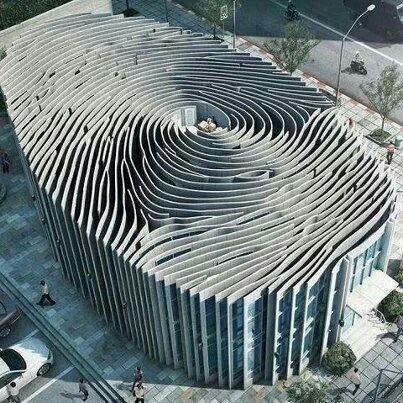 FingerPrint building - Thailand