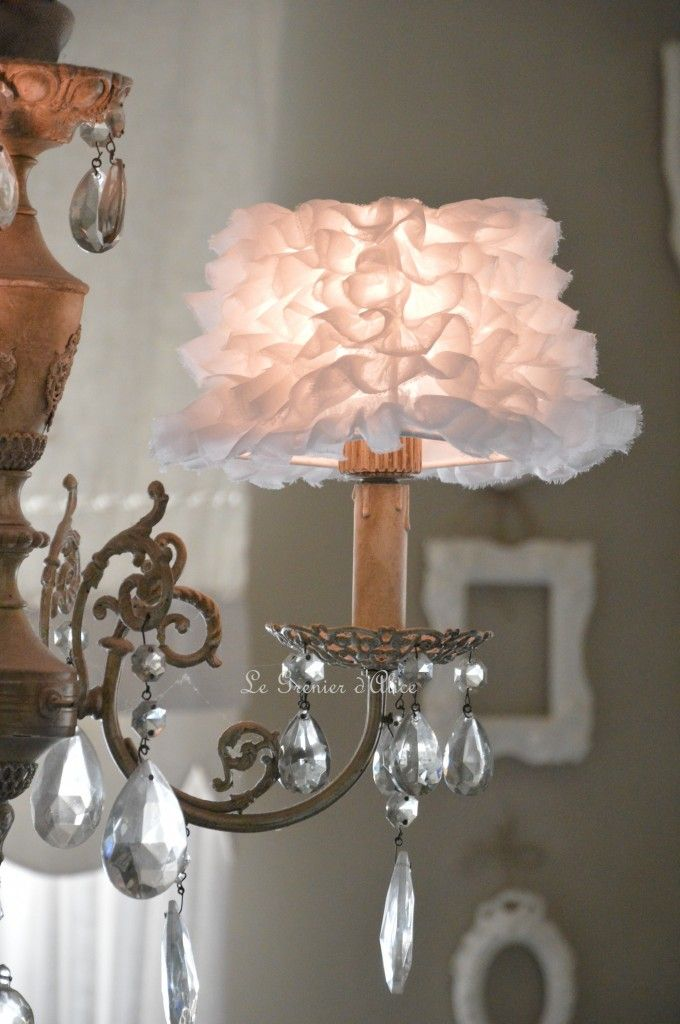 les 62 meilleures images du tableau abat jour pieds de lampe lampshade shabby chic sur. Black Bedroom Furniture Sets. Home Design Ideas