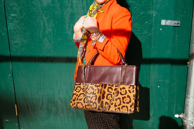 The Coach Borough Bag Lives a Day In the Life of PurseBlog's New York Story (12)