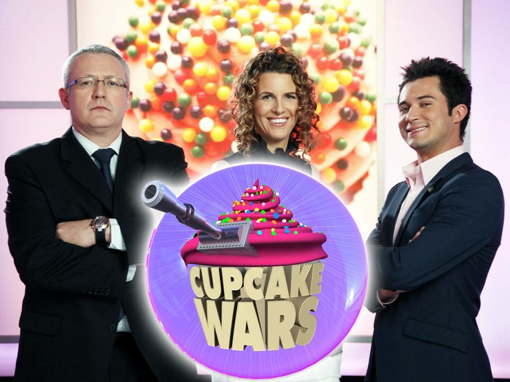cup cake wars | Food Network's, Cupcake Wars - Episode 108