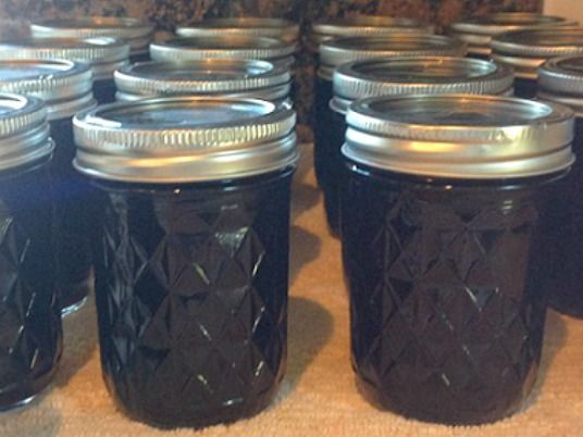 Blackberry season. It's that time of year again! What better way to preserve the flavor of blackberries than making homemade blackberry jam