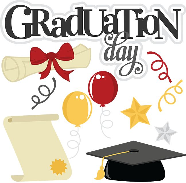 Graduation Day SVG Scrapbook