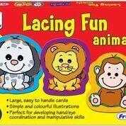 Snöra roliga djur