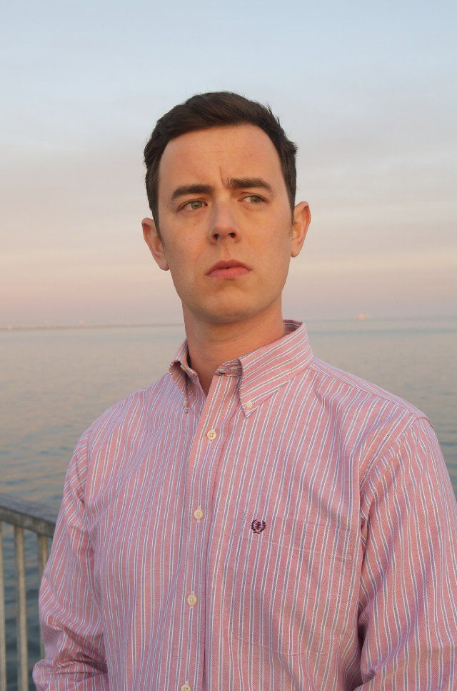 Colin Hanks - The guy from The House Bunny is Tom Hanks son! How did I not know?