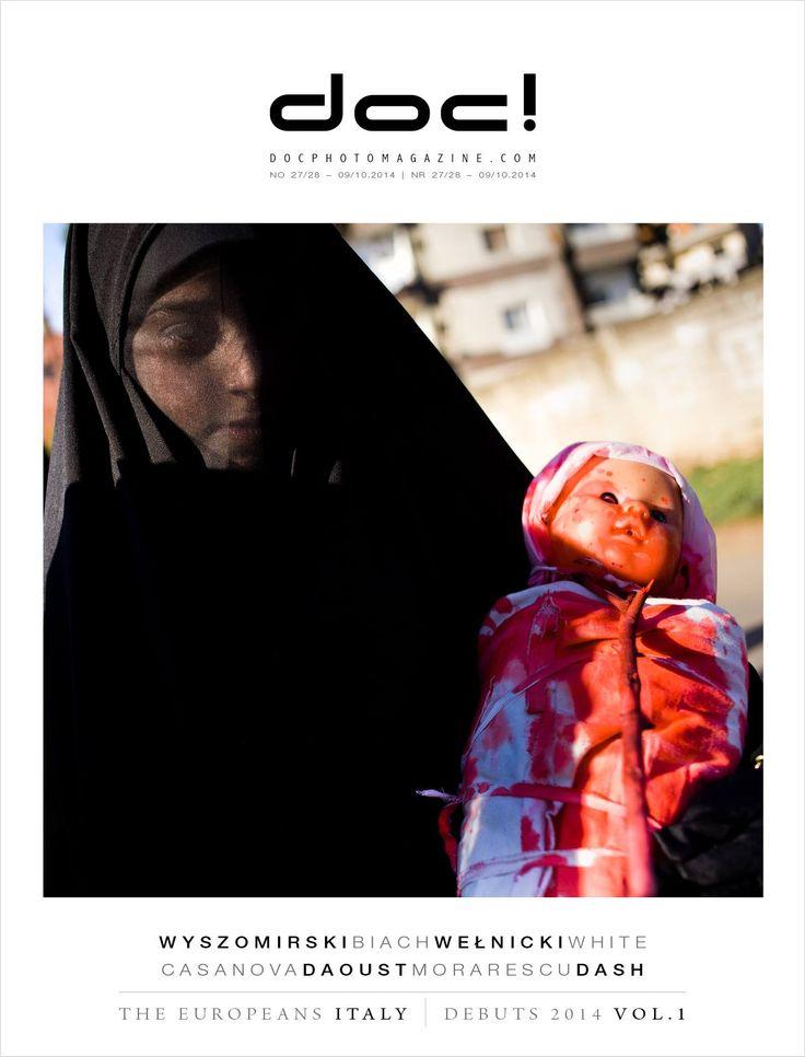 doc! photo magazine #27/28 - cover Cover photo: Maciej Moskwa (doc! #12)