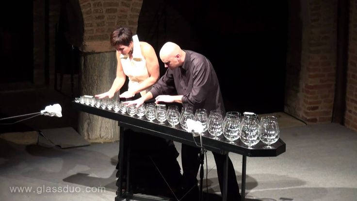 Sugar Plum Fairy by P.Tchaikovsky - Glass Harp LIVE (HD)