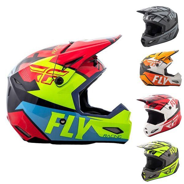 Fly 2019 Elite Guild Dirt Bike Helmet Bike Helmet Helmet Dirt Bike Helmets