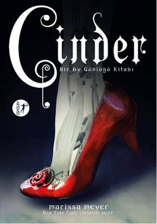Turkish edition of Cinder