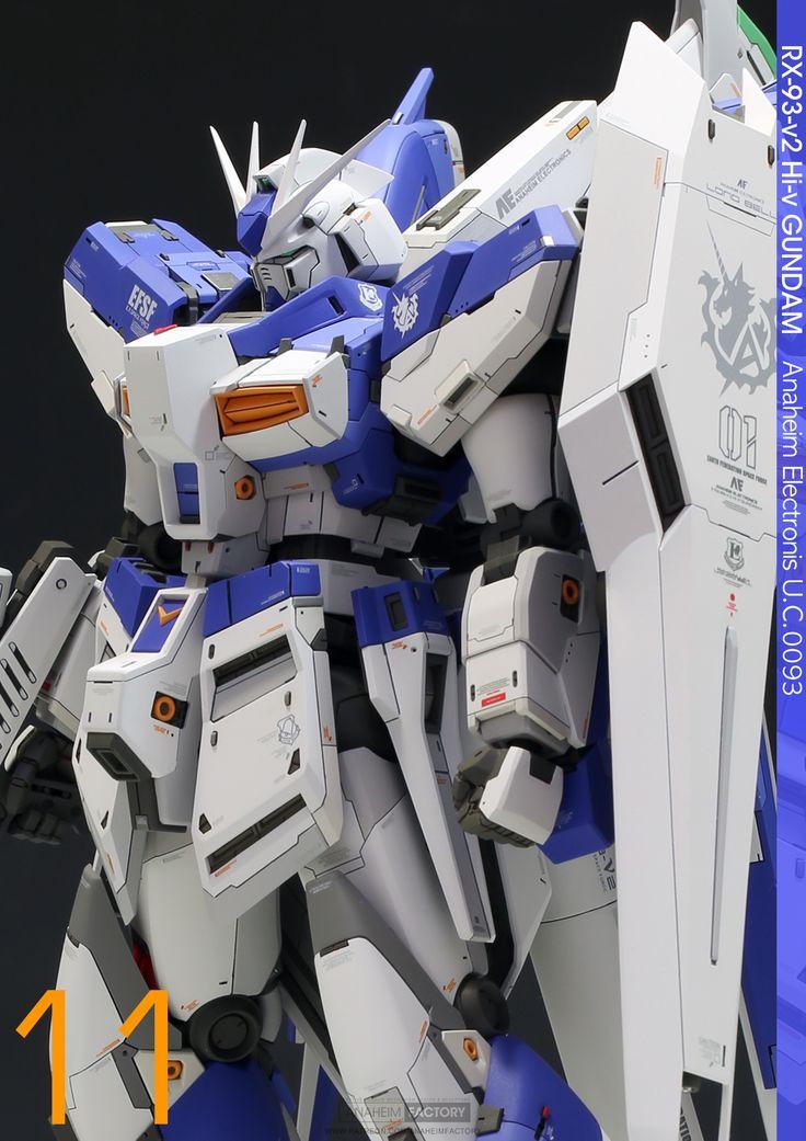 11 [Free gallery] RX93v2 Hiv GUNDAM Gundam, Gallery