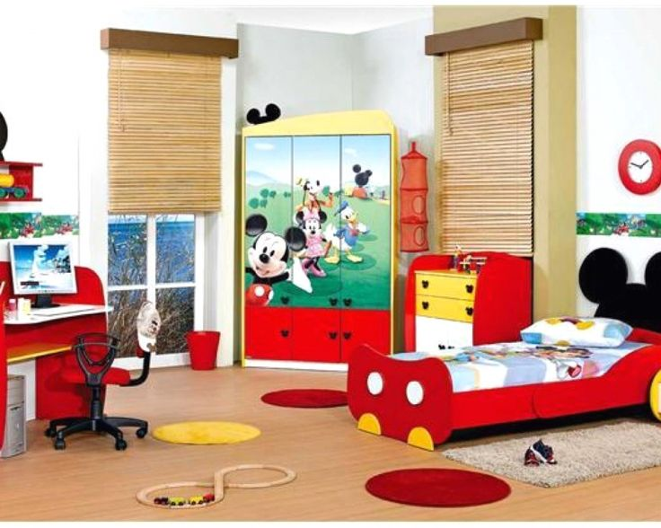 Mickey Mouse Clubhouse Bedroom Furniture Luxury Bedrooms Interior Design
