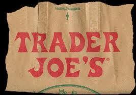 Great list of things to buy at Trader Joe's that are significantly cheaper than at the grocery store -  Coconut Oil, popcorn, medjool dates, almond meal, vanilla, maple syrup, nut butters, olive oil, nutes/seeds, frozen produce, Chicken, wine, butter, produce & coconut sugar