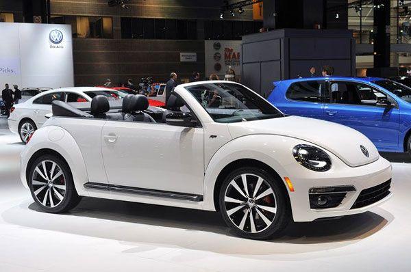 2014 volkswagen beetle convertible | 2014 Volkswagen Beetle Convertible R-Line Debuted at 2013 Chicago Auto ...