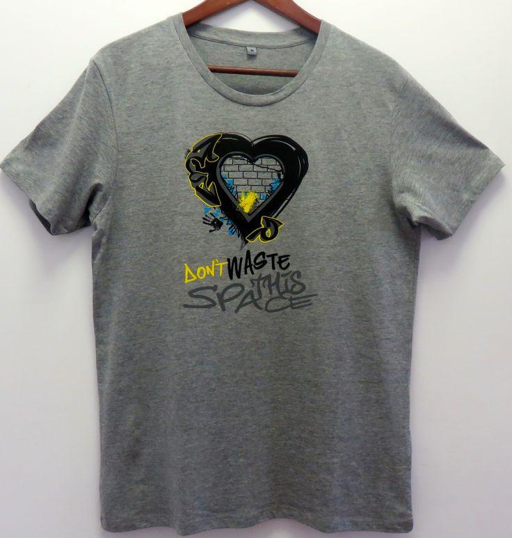 Men's heart design, artwork by Inkling about Design