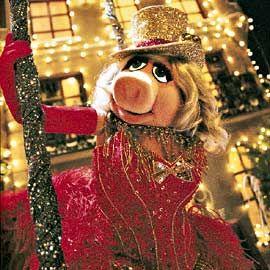 miss piggy christmas ham