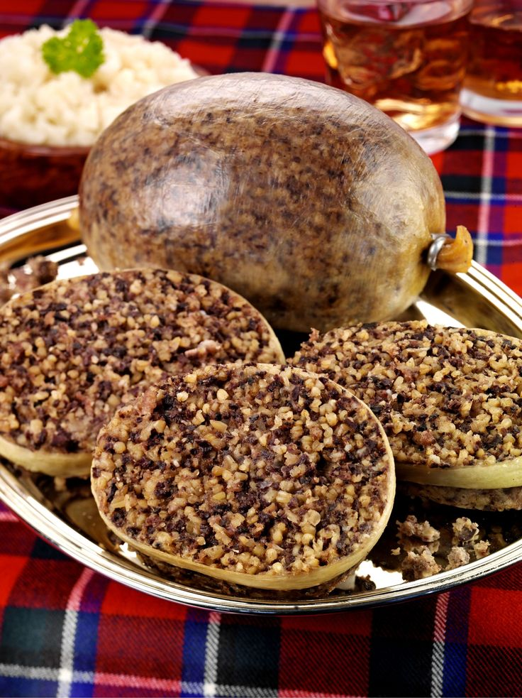 What could be more Scottish in the minds of many of us than a traditional haggis? Here's a recipe to try and make one yourself!  Enjoy more pins inspired by Outlander here: https://www.pinterest.com/KaveyEats/outlander-inspiration/