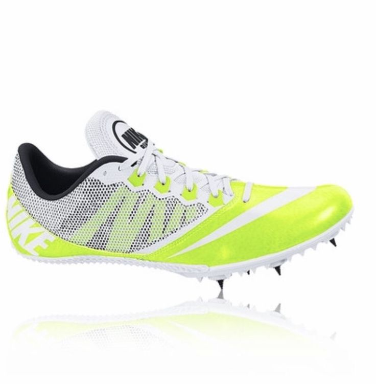 New Mens Nike Zoom Rival S 7 Racing Track \u0026 Field Shoes W/ Spikes Size