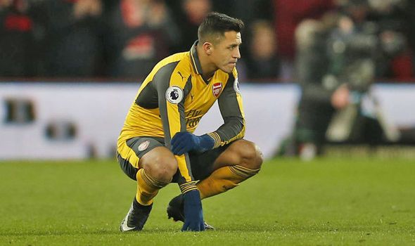 VIDEO: Furious Arsenal star Alexis Sanchez blasts team-mates after late Bournemouth draw   via Arsenal FC - Latest news gossip and videos http://ift.tt/2iycaAW  Arsenal FC - Latest news gossip and videos IFTTT