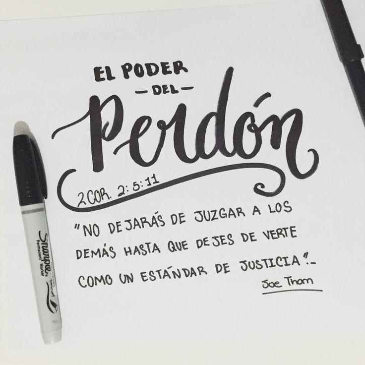El sermón de hoy fue sumamente confrontador y alentador al mismo tiempo. ¡Qué Dios nos ayude a perdonar como Él nos perdona a nosotros cada día! #ElPoderDelPerdón #LaIBI