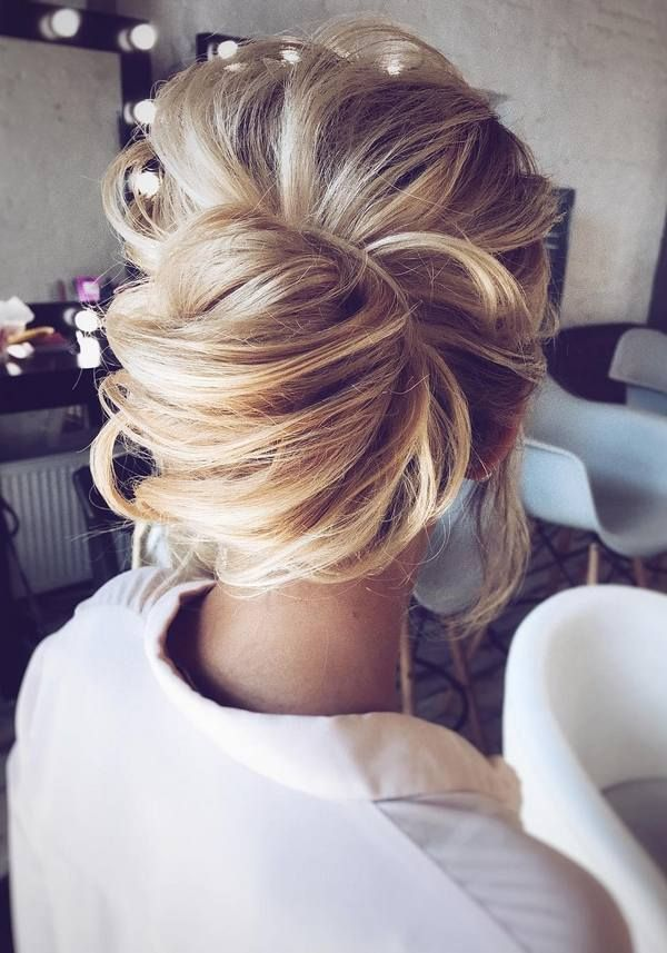 Tonyastylist Long Wedding Hairstyles / http://www.deerpearlflowers.com/long-wedding-hairstyles-from-instagram-hair-gurus/3/