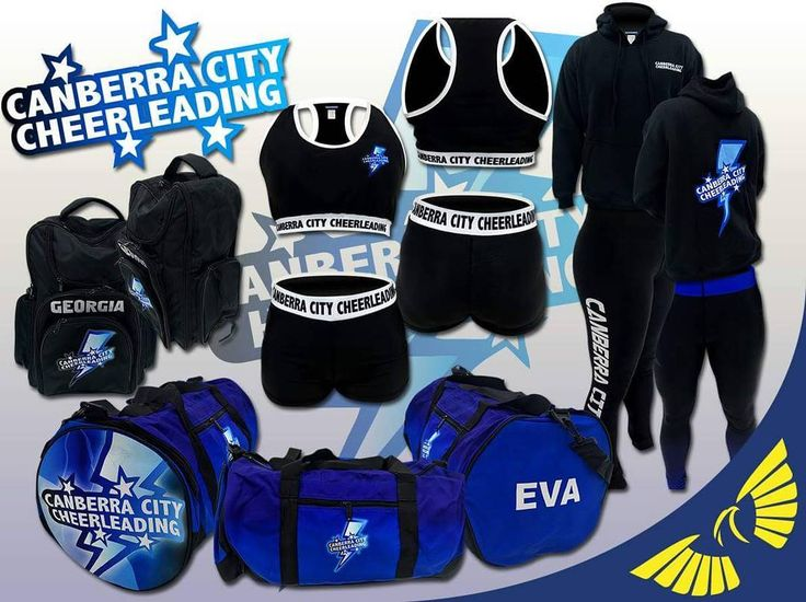 #canberracitycheerleading #canberracitycheer fantastic looking range for a great client