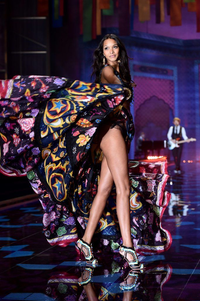 Lais Ribeiro Killed It During Her First New York Fashion Week
