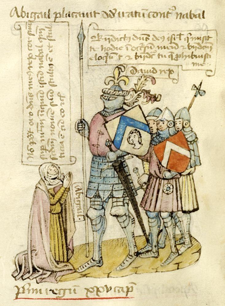 Morgan M.385 Speculum humanae salvationis