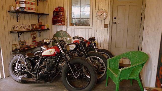 素敵ガレージ Garage