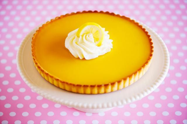 This super simple orange tart makes a change to the classic lemon version. It is sweeter and less sharp and makes a great tea time treats or dessert.