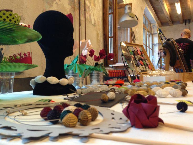 Pabiru @ Carrousel le Marchè - Milano www.facebook.com/Pabirumilano/ www.pabiru.etsy.com