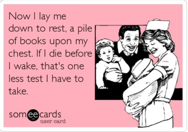 Nursing student prayer. Amen