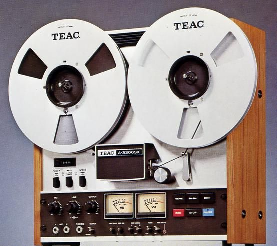 teac 3300 sx when music was real secret agent mancold