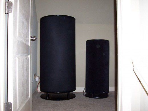 This is a guide on how to build a DIY subwoofer to complement your home cinema / stereo system. With a bit of time and effort, you can build some awesome stuff!