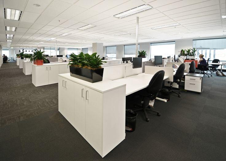Menarini - Workstation Area