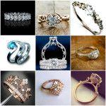 Потрясающие Свадебные кольца, которые Вы будете полностью люблю