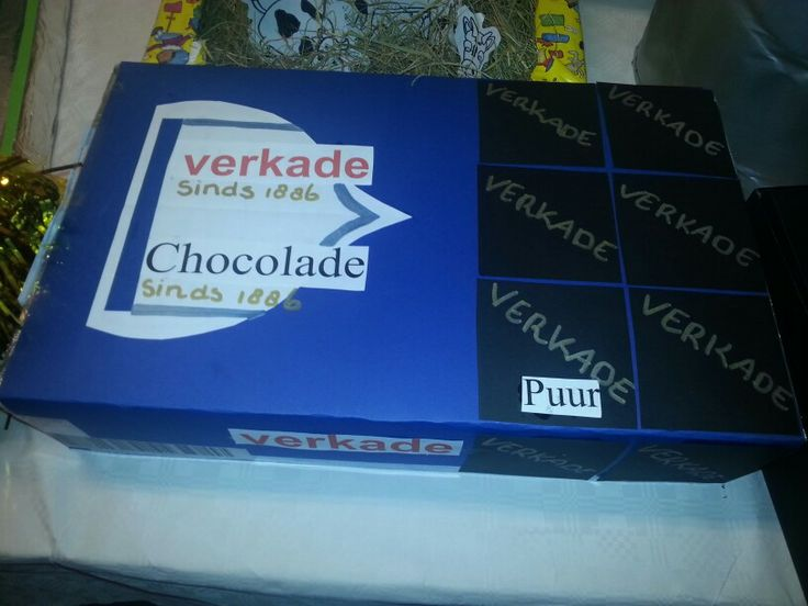 Surprise chocolade reep