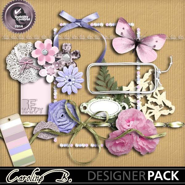 Flower And Lace Weddings Kit2  www.mymemories.com/store/display_product_page?id=CBDS-CP-1405-59273&r=carolineb