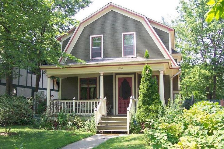 25 b sta dutch colonial exterior id erna p pinterest sydstatsbost der och husritningar for Colonial revival stone exterior paint