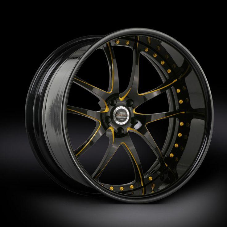 Savini SV40 Wheels