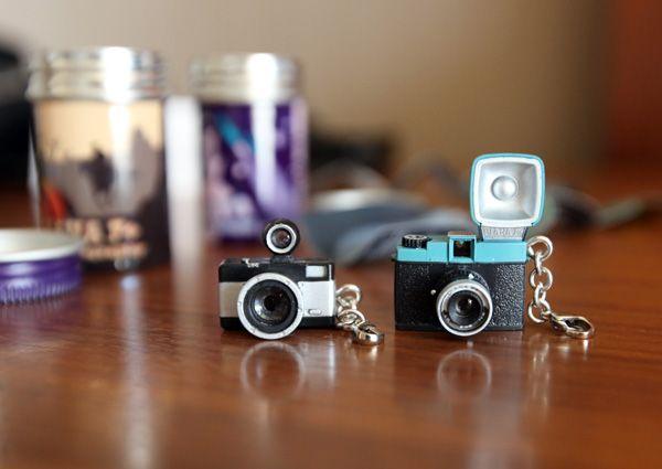 keychain size mini cameras