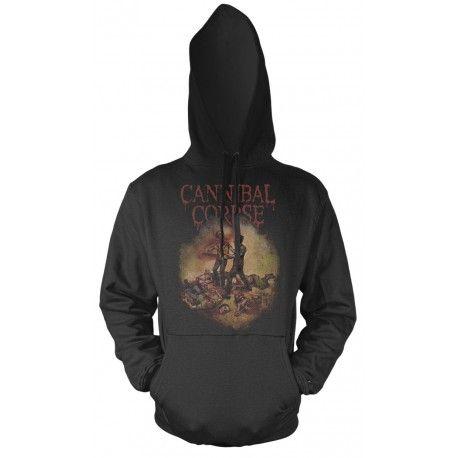 Cannibal Corpse: Chainsaw (hanorac)