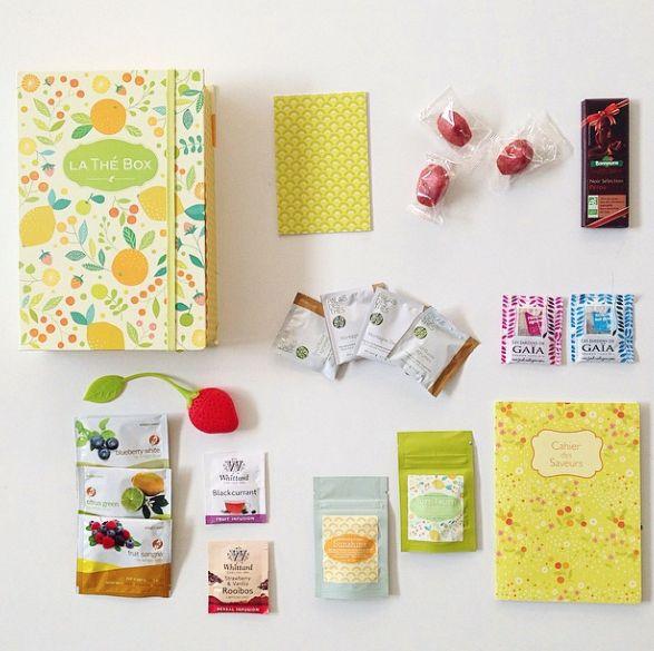 Avec un temps si peu de saison, heureusement que la Thé Box Mini labo est là pour nous apporter sa dose de soleil et de fleurs ! thé, tea, mini labo, sunnyday, flowers