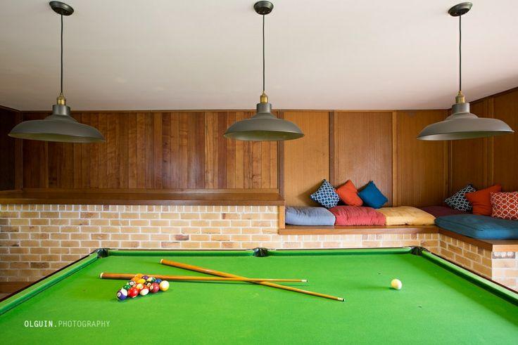 Games room #property #homes #illawarra