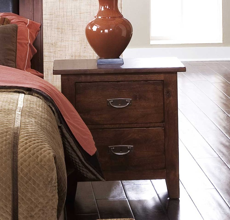 Stonewater Nightstand with Two Drawers by Kincaid Furniture   Belfort  Furniture   Night Stand Washington DC37 best Nigthstands images on Pinterest   Night stand  Northern  . Kincaid Stonewater Tall Dining Table. Home Design Ideas