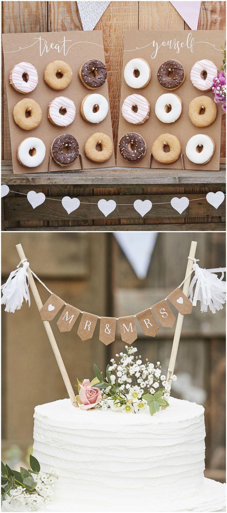 Tolle Idee, deinen Schokoriegel noch süßer zu präsentieren ♥ #Bar #C …   – Dekoration Hochzeit