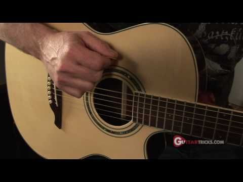 ▶ Must-Know Rhythm Pattern - Acoustic Guitar Lesson - Beginner Guitar Lesson - Guitar Tricks 46 - YouTube