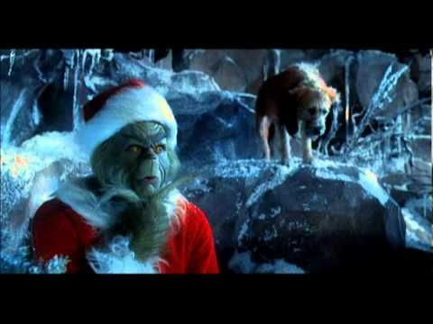 Dr. Seuss' How The Grinch Stole Christmas Trailer.....I actually love this version better than the original version.